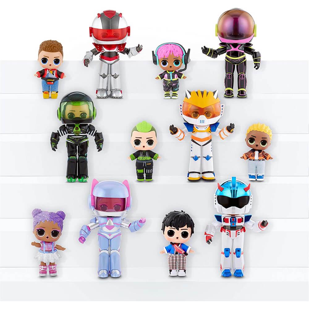 Кукла LOL Surprise BOYS ARCADE HEROES - Куклы ЛОЛ Мальчики Аркадные Герои - 3